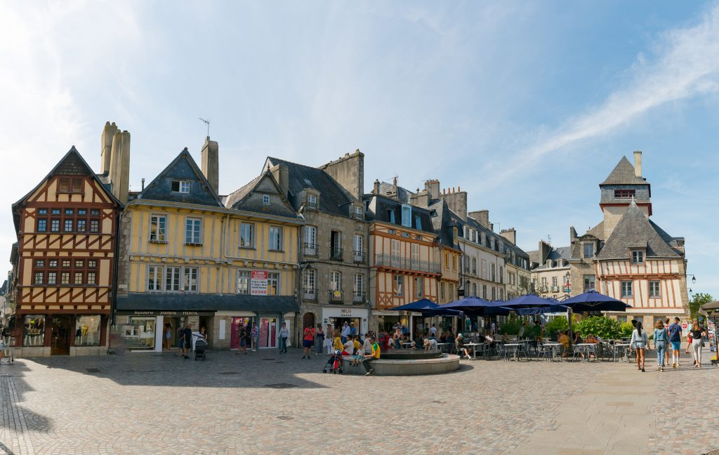 Quimper, Finistere  : France