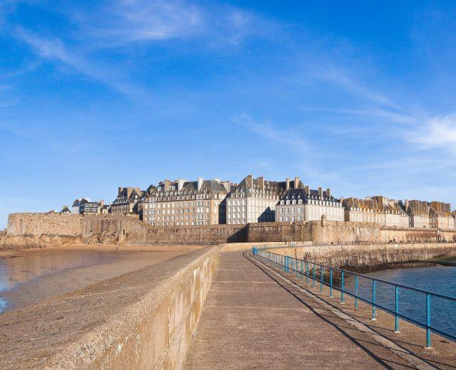 St Malo City Brittany