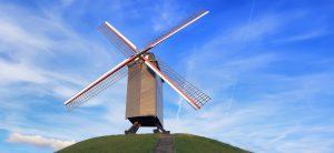 st janshuis windmill bruges
