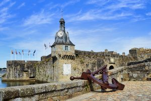 Concarneau City Brittany