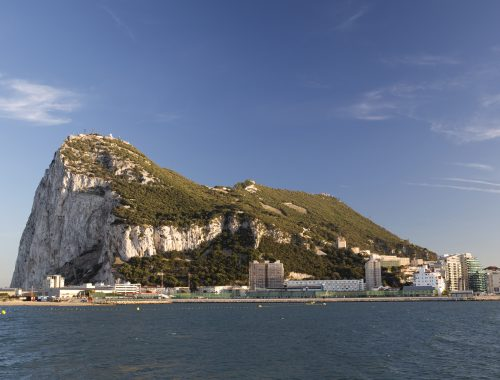 Gibraltar - The Rock
