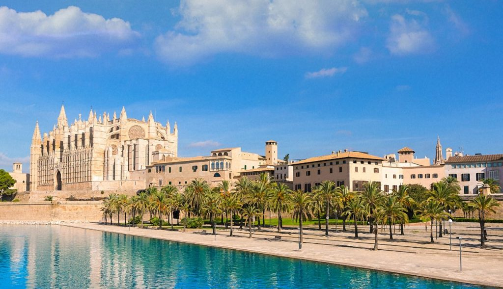 Palma Cathedral Seu Seo of Mallorca
