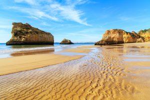 Praia do Camilo Beach, Portugal