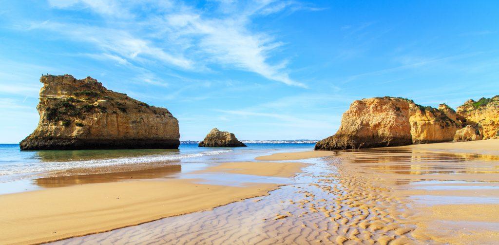 Praia do Camilo Beach Portugal