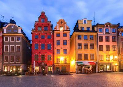 Gamla Stan Old Town Stockholm