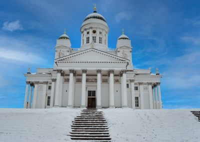 Helsinki Cathederal Finland