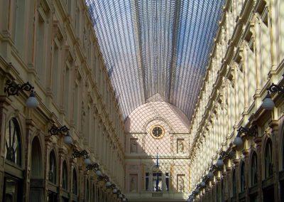 Saint Hubert Gallery, Brussels.