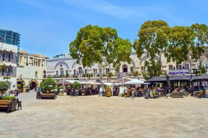 Casemates Square of Gibraltar