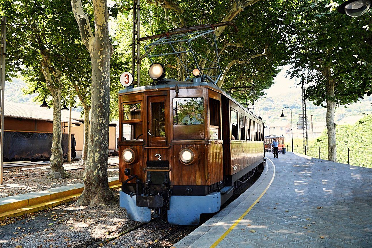 Orange Express to Palma