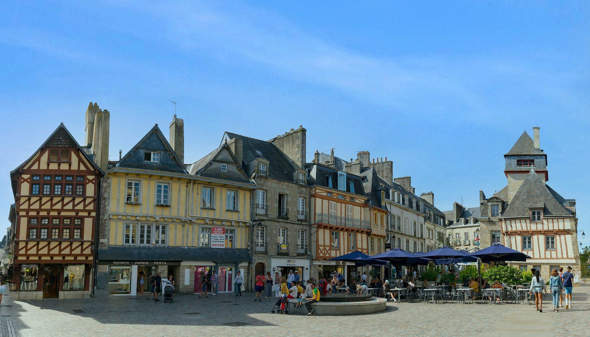 Quimper, Finistere : France Quimper, Finistere : France