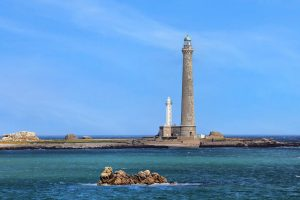 Ile Vierge lighthouse Brittany